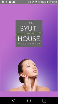 THE BYUTI HOUSE poster