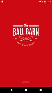 The Ball Barn poster