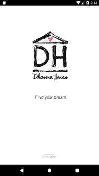 The Dharma House poster