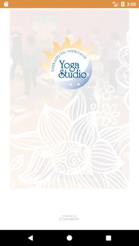 Therapeutic Approach Yoga App poster