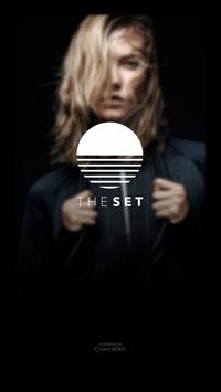 The SET poster