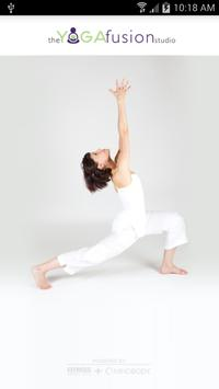 The Yoga Fusion Studio poster