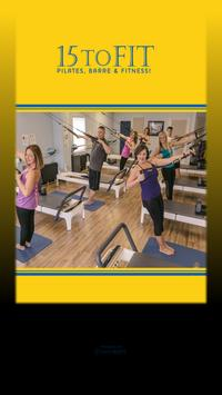 15 toFit Pilates Barre Fitness poster