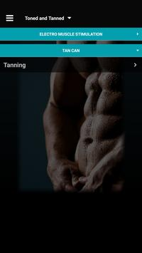 Toned and Tanned apk screenshot
