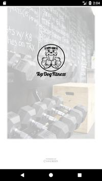 Top Dog Fitness poster