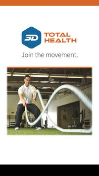 3D Total Health poster