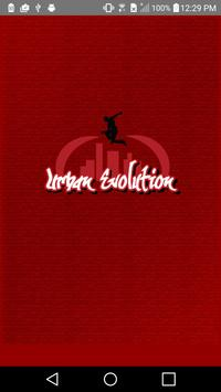 Urban Evolution poster
