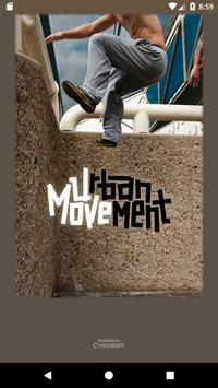 Urban Movement Academy poster