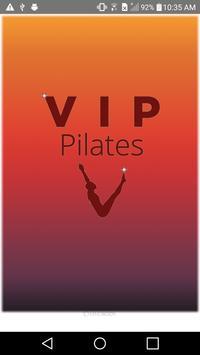 VIP Pilates Boca poster