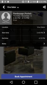 VIVA salon - 9037 Salon screenshot 2