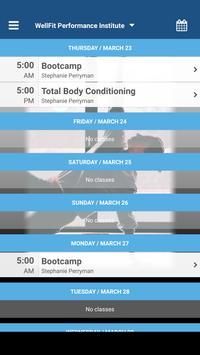 WellFit Sports & Therapy apk screenshot