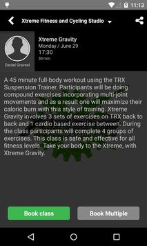Xtreme Fitness and Cycling screenshot 3