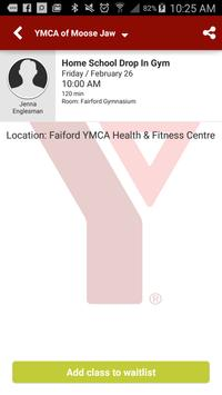 YMCA of Moose Jaw apk screenshot