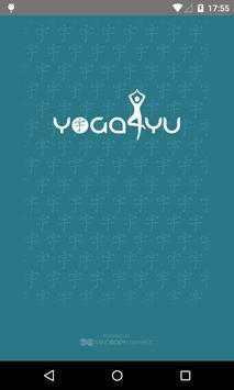Yoga4Yu poster