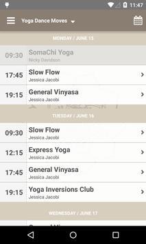 Yoga Dance Moves apk screenshot