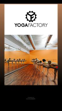Yoga Factory Pittsburgh poster