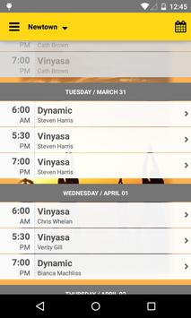 Yoga Synergy apk screenshot