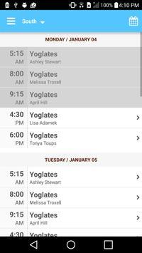 Yoglates 2 South apk screenshot