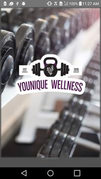 YOUNIQUE WELLNESS poster