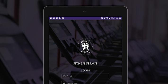 Fitness Permit screenshot 8