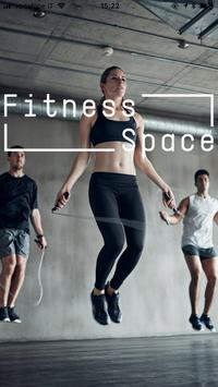 Fitness Space App poster