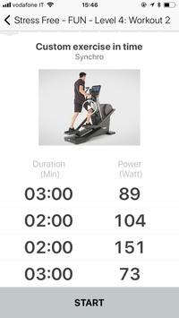 Fitness Space App screenshot 2