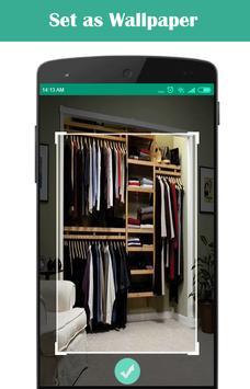 Closet Organization Ideas screenshot 2