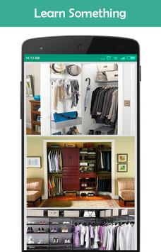 Closet Organization Ideas screenshot 3