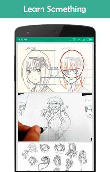 How to draw Anime Manga screenshot 3