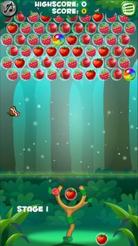 Bubble Fruits Deluxe screenshot 13