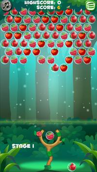 Bubble Fruits Deluxe screenshot 2