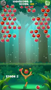Bubble Fruits Deluxe screenshot 9