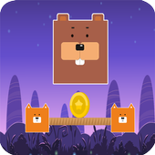 Bouncing Monster icon