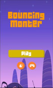 Bouncing Monster poster