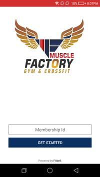Muscle Factory Gym & Crossfit poster