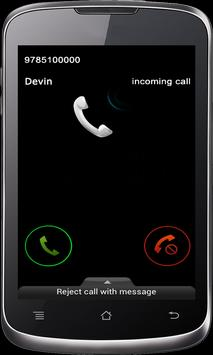 Prank Call and fake Call screenshot 3