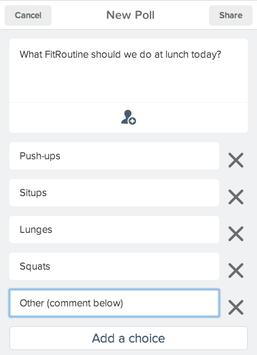 FitBliss apk screenshot
