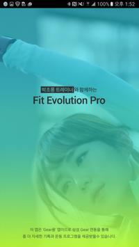 Fit Evolution Pro poster