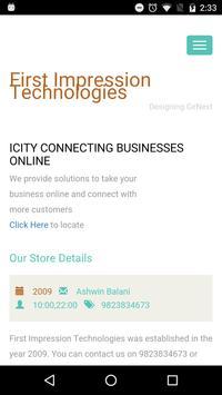 iCity Business App apk screenshot