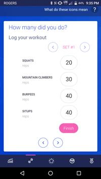 #flyxHub: Your #fitflyx fitness platform apk screenshot