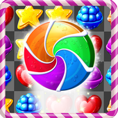 GAME LOLIPOP SWEET PUZZLE 2018 icon