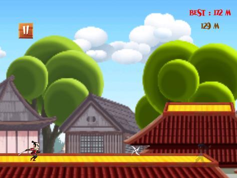 Samurai Adventure apk screenshot
