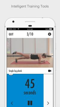 HIIT - High Intensity Interval Training screenshot 1