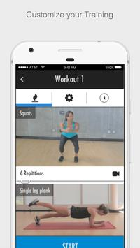 HIIT - High Intensity Interval Training screenshot 3