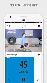 Kettlebells - Full Body Strength Training apk screenshot