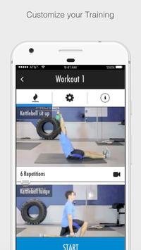 Kettlebells - Full Body Strength Training apk screenshot