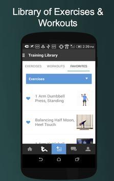 Prisoner Stationary Bodyweight Workouts apk screenshot