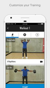Arms - Toned Biceps & Triceps & Forearm Muscles apk screenshot