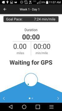 10k Race Running Training apk screenshot