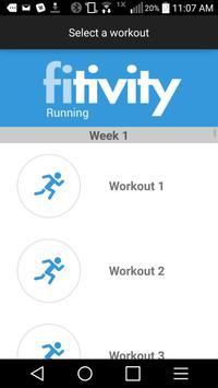10k Race Running Training poster